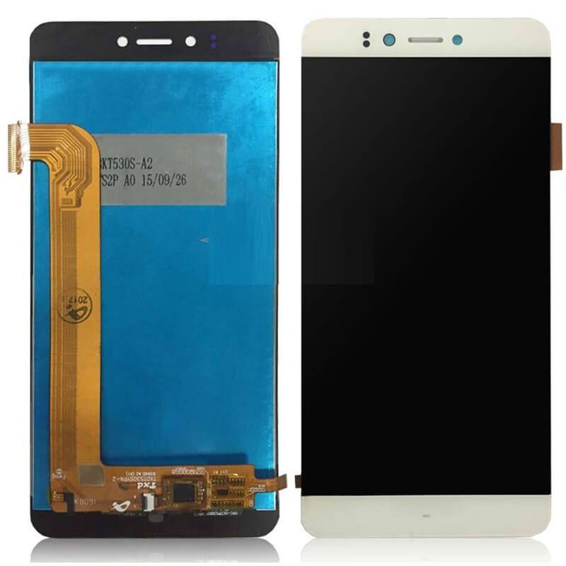 Картинка Дисплей Prestigio PSP3530 PSP3531 в сборе золотой от магазина NBS Parts
