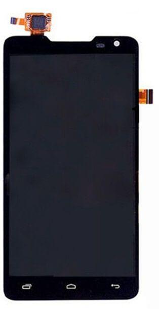 Картинка Дисплей Prestigio PAP5044Duo в сборе с тачскрином черный от магазина NBS Parts