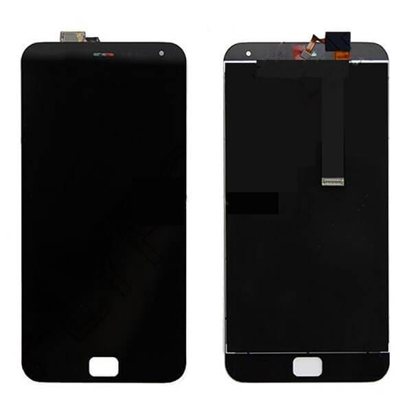 Картинка Дисплей Meizu MX4 Pro в сборе с тачскрином черный от магазина NBS Parts