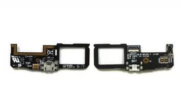 Картинка Шлейф Asus ZC451CG (ZenFone C) плата на системный разъем/микрофон от магазина NBS Parts