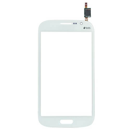 Картинка Сенсор Samsung i9060 белый от магазина NBS Parts