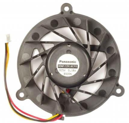 Картинка Вентилятор Acer 5500 p/n: AD0605HB-EB3, UDQF2ZR14CF0, ATZKD000100 от магазина NBS Parts