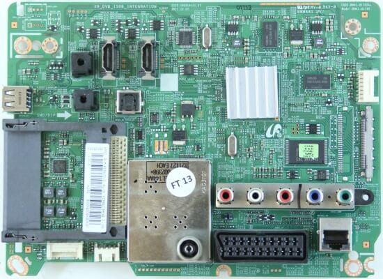 Картинка Плата Mainboard BN41-01795 от магазина NBS Parts