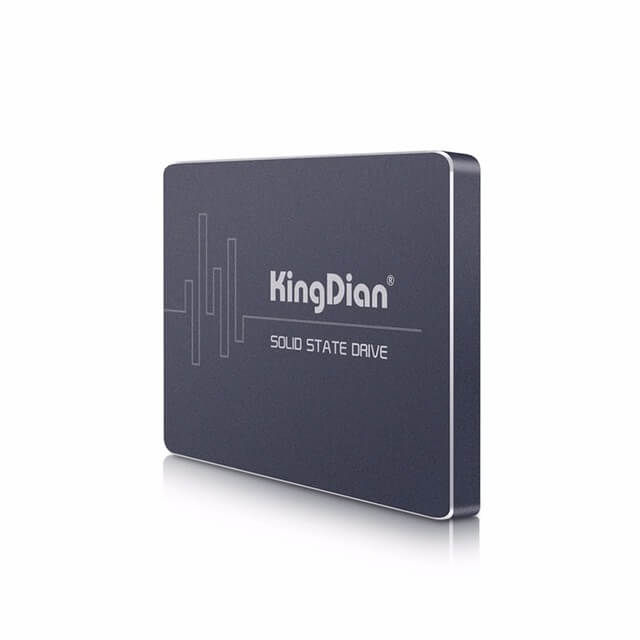 Картинка Жесткий диск SSD KingDian 120Gb cash 128, R532, W420 от магазина NBS Parts