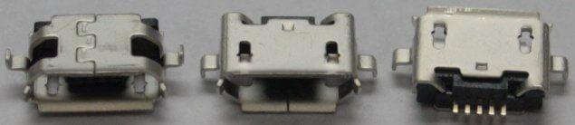 Картинка Разъем USB-micro Explay Titan от магазина NBS Parts