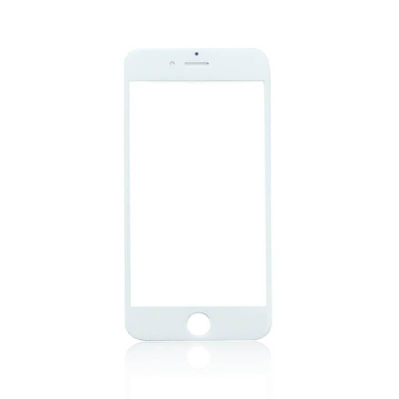 Картинка Стекло iPhone 6 Plus белое от магазина NBS Parts