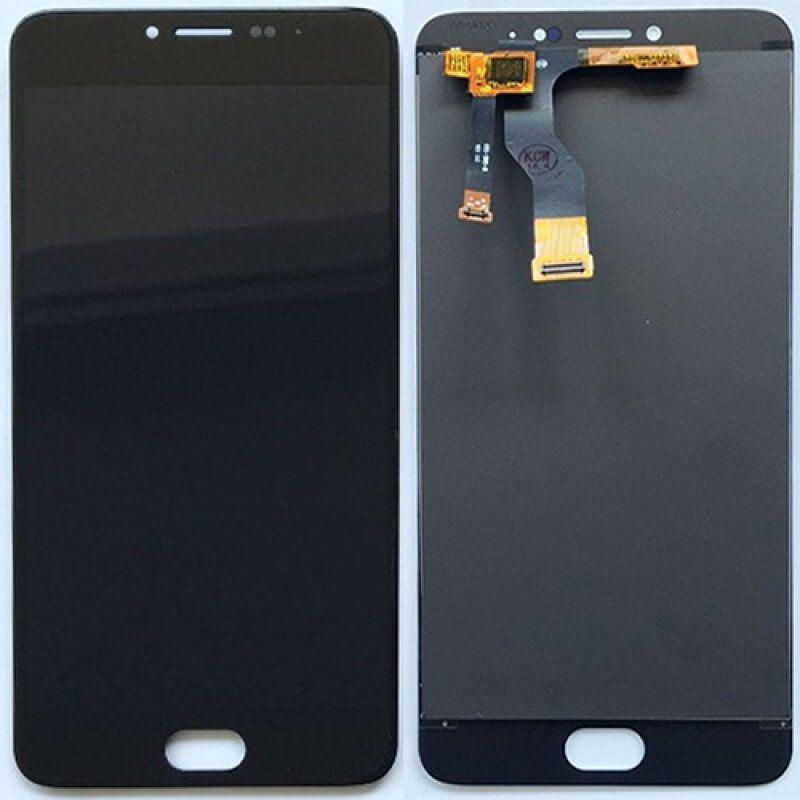 Картинка Дисплей Meizu M3 Note (L681H) в сборе с тачскрином Черный от магазина NBS Parts