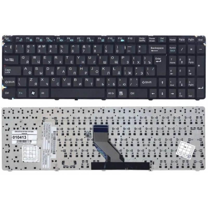 Картинка Клавиатура для DNS ECS MT50 P/N: MP-09Q36SU-360, 82B382-FR7025 от магазина NBS Parts