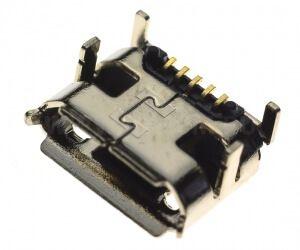 Картинка Разъем USB-micro Explay sQuad 10.01 от магазина NBS Parts