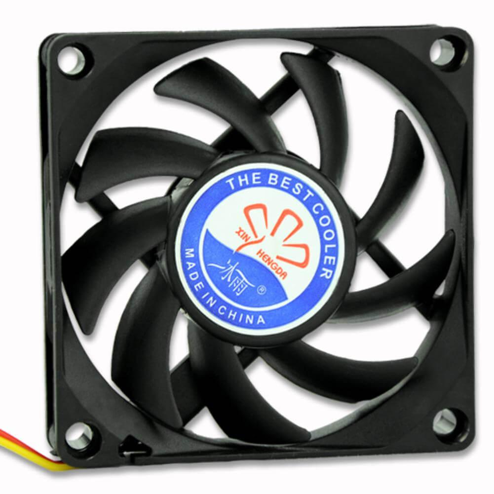 Картинка Вентилятор 70x70x15 мм, 3-pin 5v 0.2A от магазина NBS Parts