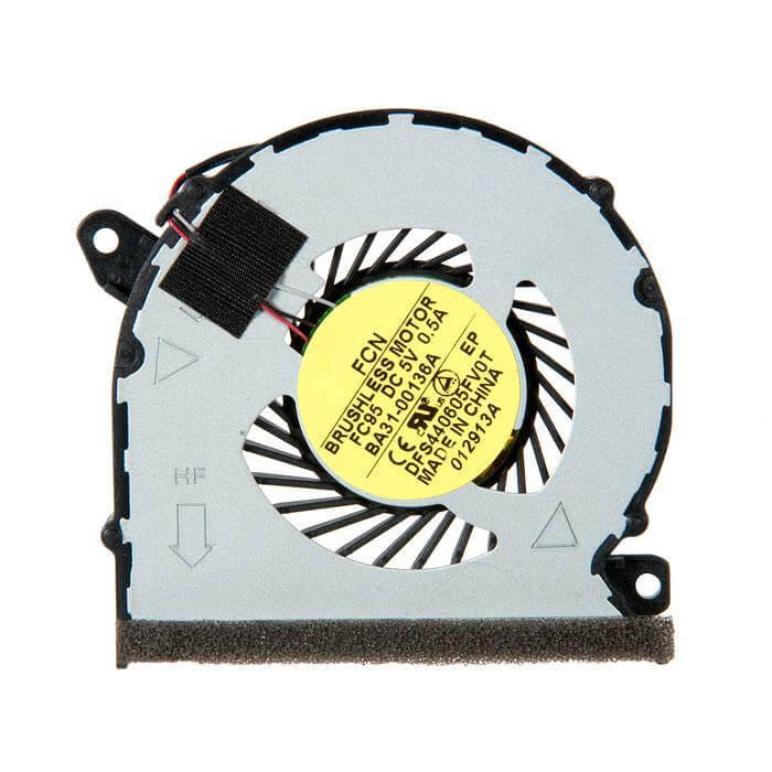 Картинка Вентилятор Samsung NP530U4E p/n: BA31-00136A, DFS440605FV0T FC95 от магазина NBS Parts