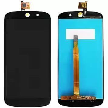 Картинка Дисплей Acer Liquid Z530 в сборе с тачскрином черный от магазина NBS Parts