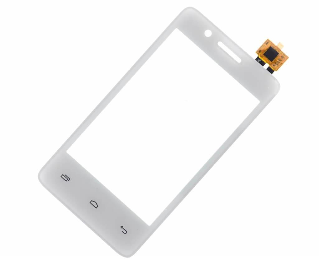 Картинка Сенсор Fly IQ436i белый от магазина NBS Parts