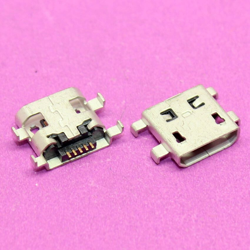 Картинка Разъем USB-micro Huawei U8650 от магазина NBS Parts