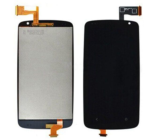 Картинка Дисплей HTC Desire 500 в сборе с тачскрином Черный от магазина NBS Parts
