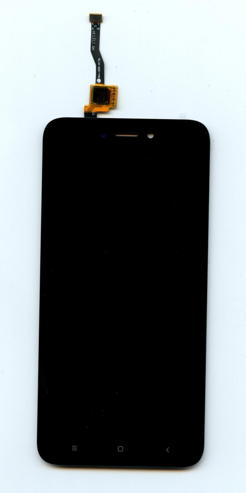 Картинка Дисплей Xiaomi Redmi 5A в сборе с тачскрином черный от магазина NBS Parts