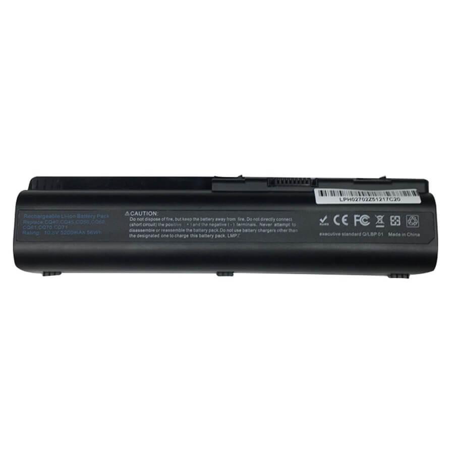Картинка АКБ для ноутбука HP DV4 DV5 DV6 G50 G60 G70 CQ40 CQ50 CQ60 CQ61 CQ70 CQ71 (11.1V 8800mAh) от магазина NBS Parts