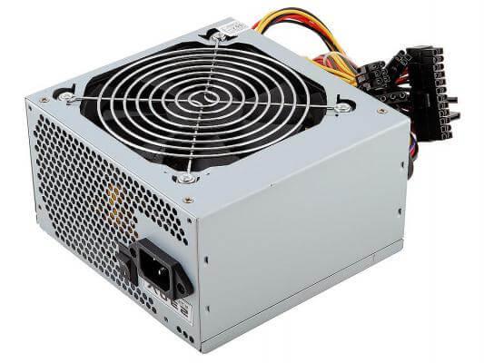 Картинка Блок питания 400Вт RealPower, OEM (SL400) 400W от магазина NBS Parts