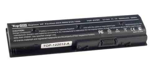 АКБ для ноутбука HP DV4-5000