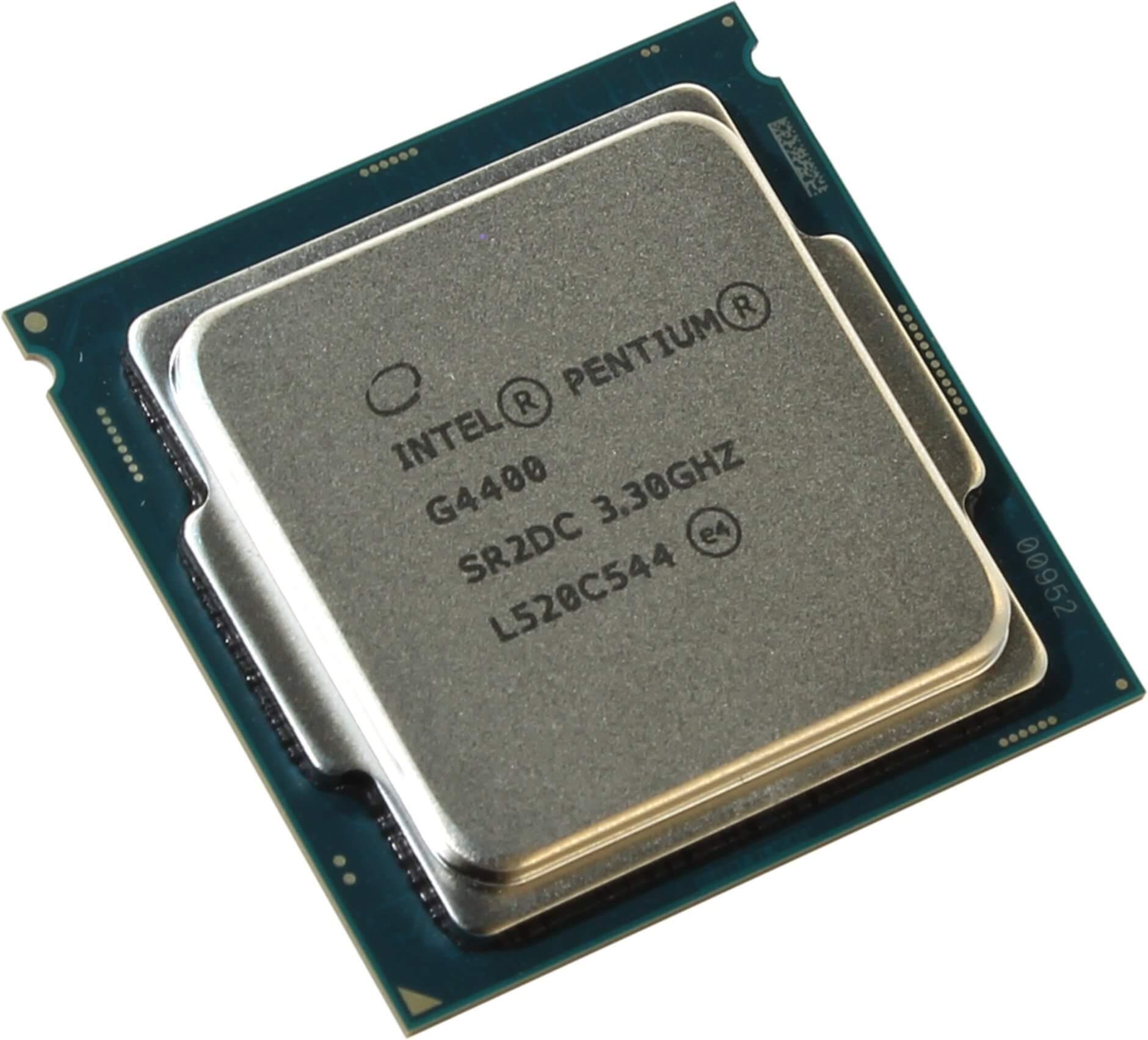 Картинка Процессор Intel Pentium G4400 LGA1151 от магазина NBS Parts