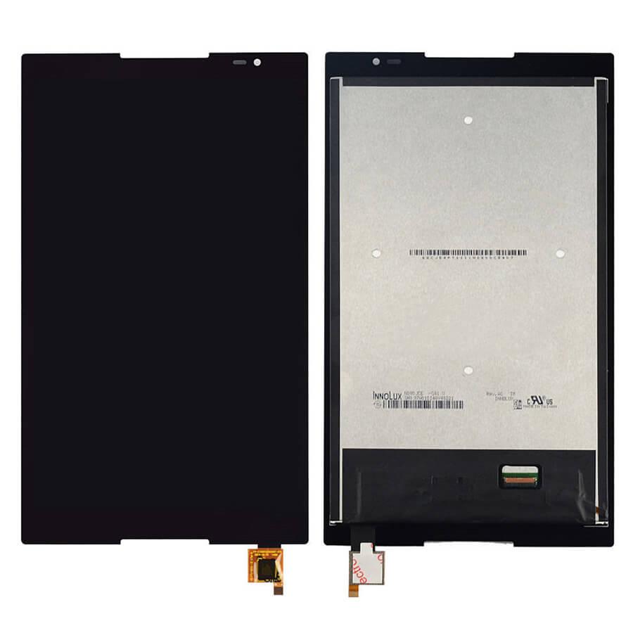 Картинка Дисплей Lenovo S8-50F/S8-50LC в сборе с тачскрином черный от магазина NBS Parts