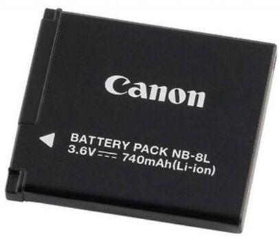 Картинка АКБ Canon NB-8L от магазина NBS Parts
