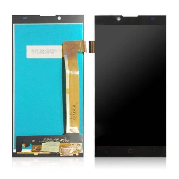 Картинка Дисплей Prestigio PSP5506Duo в сборе черный от магазина NBS Parts