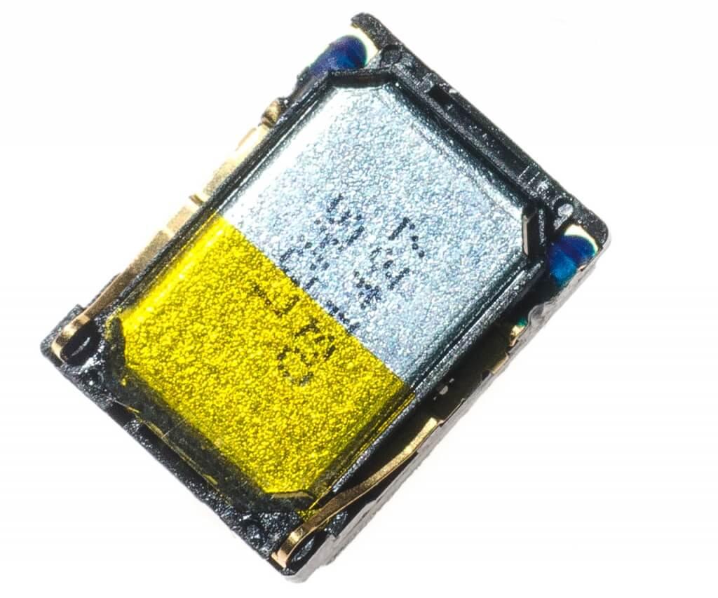 Картинка Звонок (buzzer) Alcatel OT-2010D/OT-5035D/OT6010D/OT-7047D от магазина NBS Parts