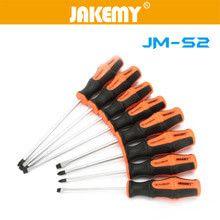 Картинка Отвертка Jakemy JM-S202 (-5.0*150mm) от магазина NBS Parts