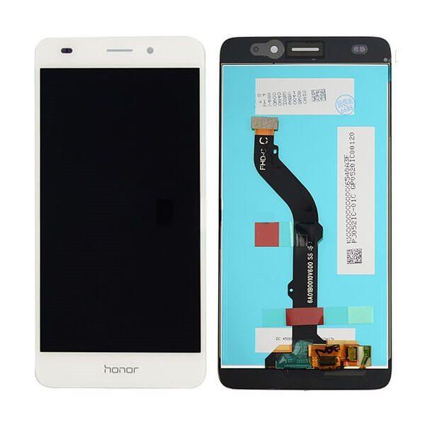 Картинка Дисплей Huawei Honor 5C в сборе с тачскрином белый от магазина NBS Parts