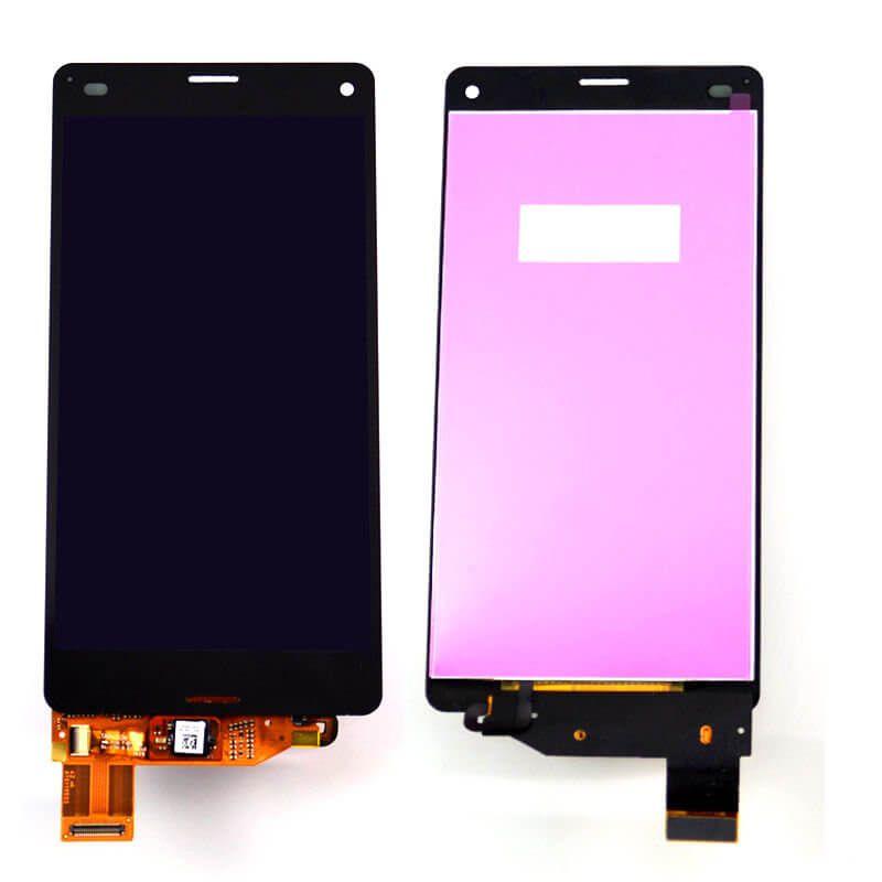 Картинка Дисплей Sony D5803 в сборе с тачскрином черный от магазина NBS Parts
