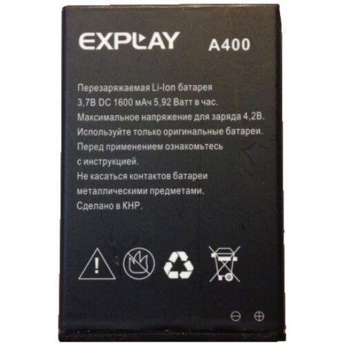 Картинка АКБ Explay A400 от магазина NBS Parts