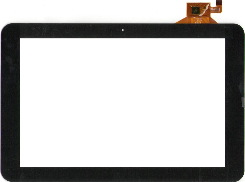 """Картинка Сенсор 10.1"""" Digma iDsQ11 3G черный от магазина NBS Parts"""