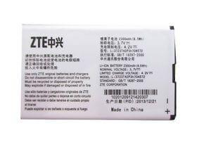 Картинка АКБ ZTE MF90/MF91 Li3723T42P3h704572  (2300mA, 3.8V)  от магазина NBS Parts