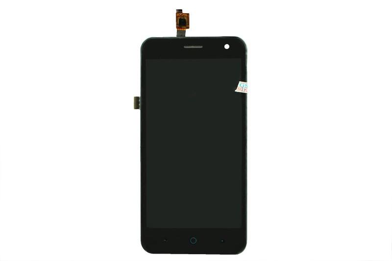 Картинка Дисплей ZTE Blade L4 PRO в сборе с тачскрином черный от магазина NBS Parts