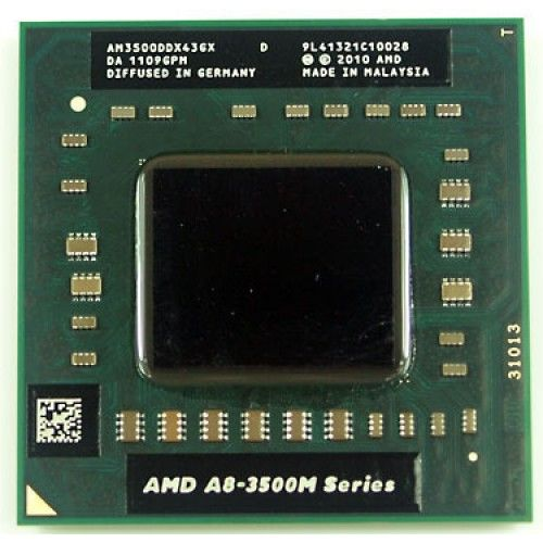 Картинка AMD A8-Series A8-3500MX AM3500DDX43GX (Я097) (Я096) от магазина NBS Parts