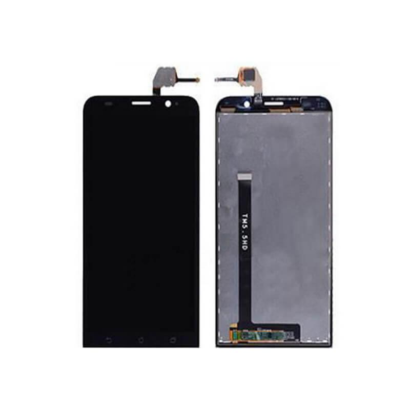 Картинка Дисплей Asus ZenFone 2 (ZE551ML)  в сборе с тачскрином Черный от магазина NBS Parts