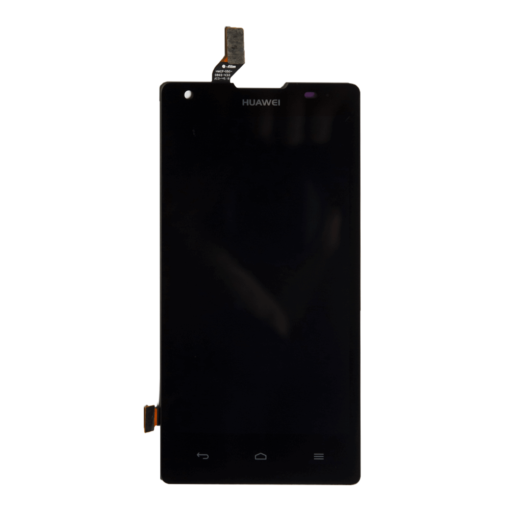 Картинка Дисплей Huawei Ascend G700 в сборе с тачскрином черный от магазина NBS Parts