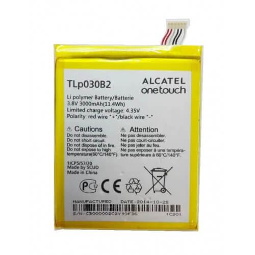 Картинка АКБ Alcatel TLp030B2 (OT-7045/OT-7045Y) тех. упак. от магазина NBS Parts
