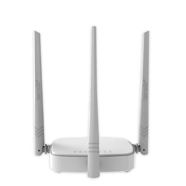 Картинка Маршрутизатор Tenda Н318 WiFi 3Lan 3 антенны от магазина NBS Parts
