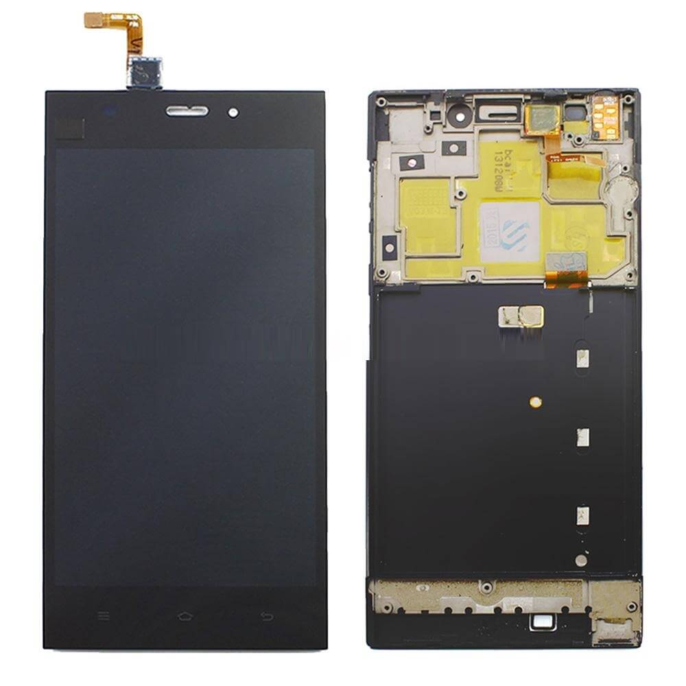 Картинка Дисплей Xiaomi mi3 WCDMA в сборе с тачскрином от магазина NBS Parts
