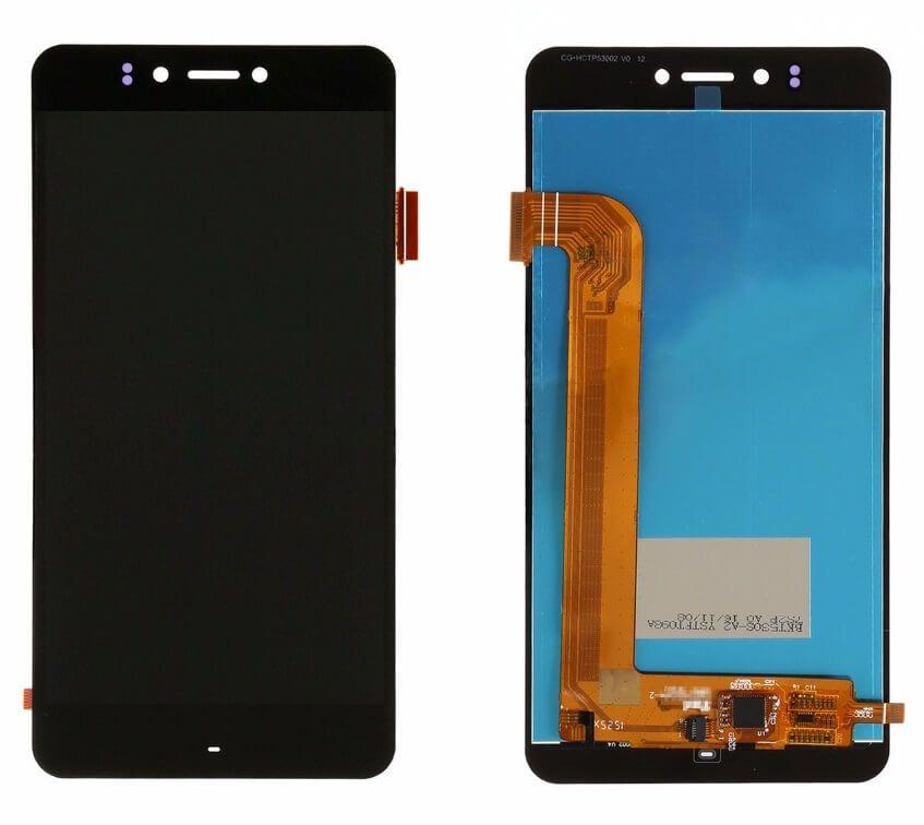 Картинка Дисплей Prestigio PSP3530 PSP3531 в сборе черный от магазина NBS Parts