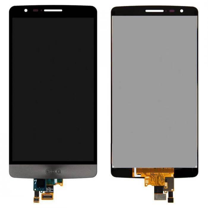 Картинка Дисплей LG D855 (G3) модуль серый от магазина NBS Parts