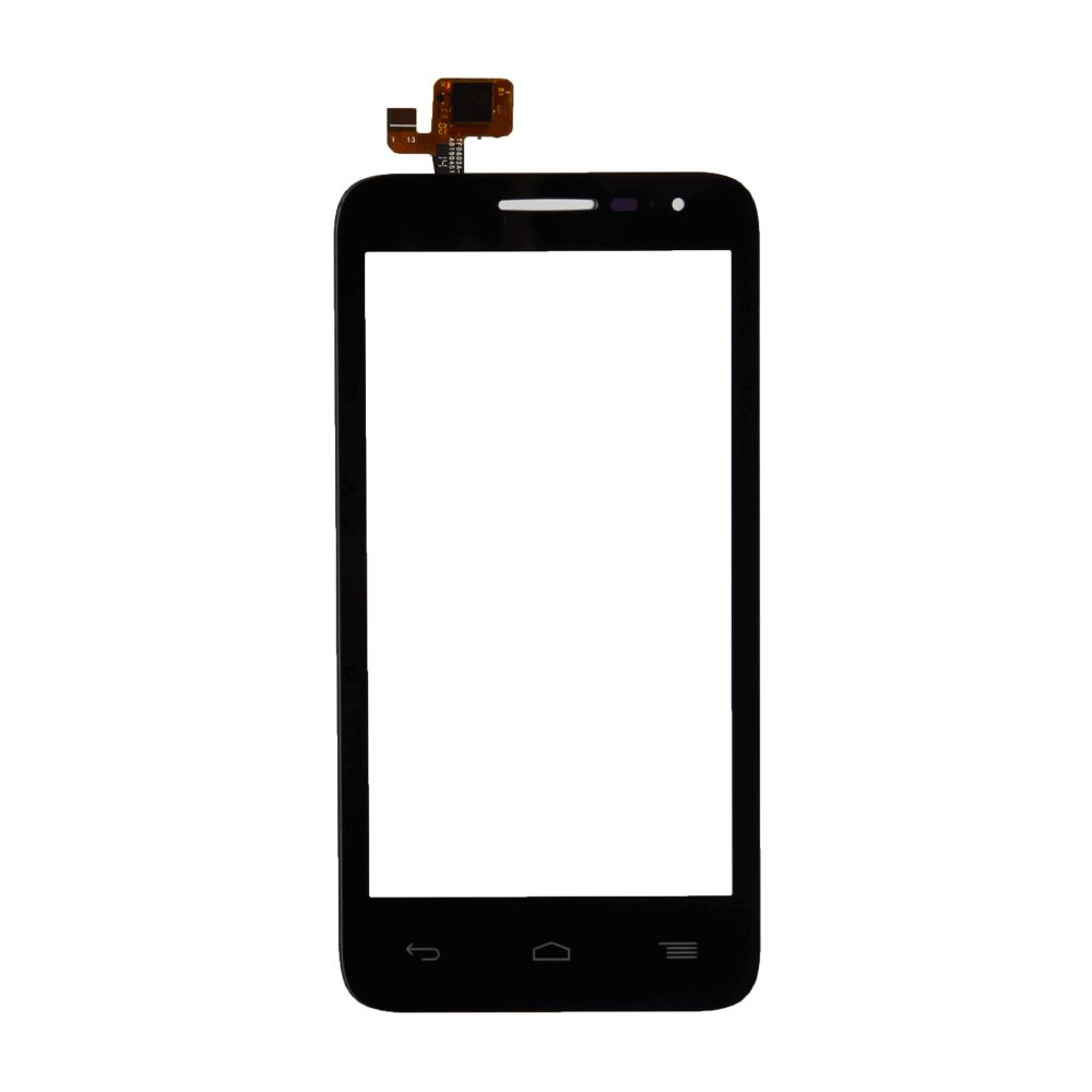 Картинка Сенсор Alcatel OT-5038 D черный от магазина NBS Parts