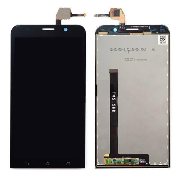Картинка Дисплей Asus ZenFone 2 (ZE550ML) в сборе с тачскрином Черный от магазина NBS Parts