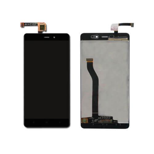 Картинка Дисплей Xiaomi Redmi 4 PRO в сборе с тачскрином черный от магазина NBS Parts