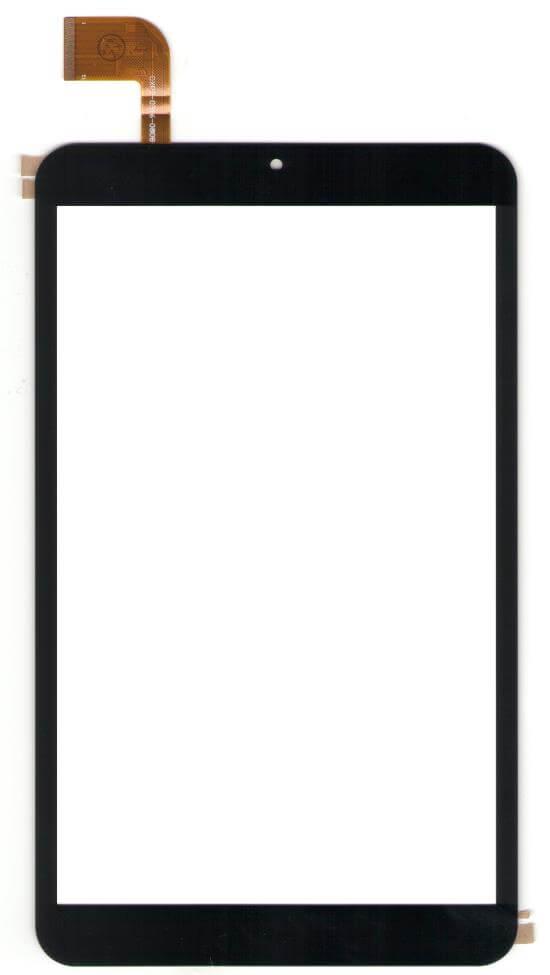 """Картинка Сенсор 8.0"""" Digma DXP2-0316-080B черный от магазина NBS Parts"""