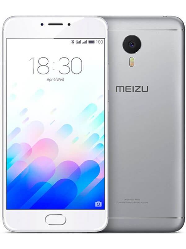 Картинка Смартфон Meizu M3S mini 5.0 дюймов x8 2Sim 3ГБ/32ГБ GSM WiFi Серебро от магазина NBS Parts