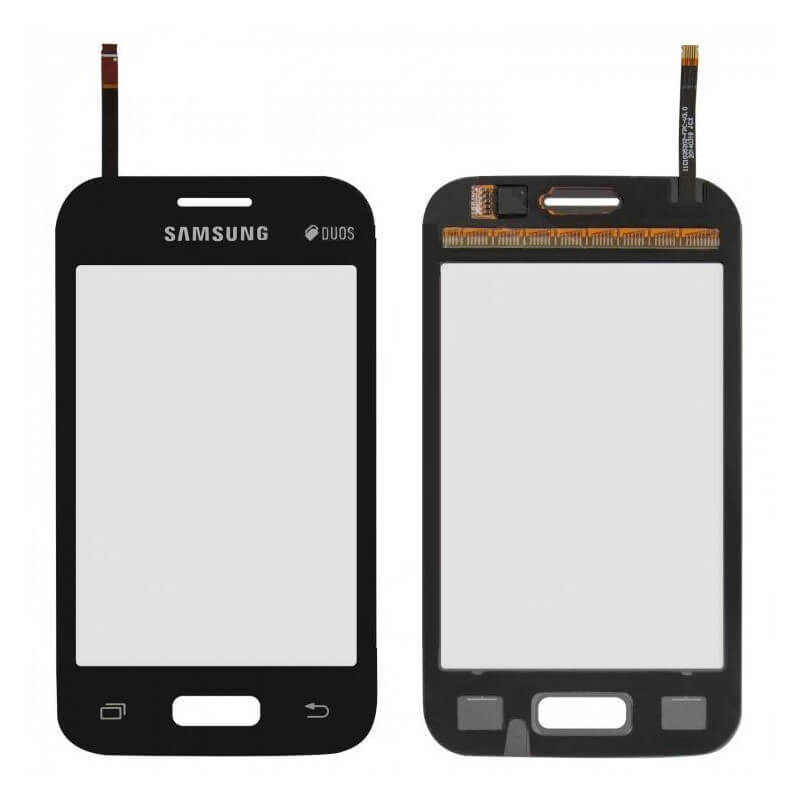 Картинка Сенсор Samsung G130 черный от магазина NBS Parts