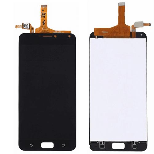 Картинка Дисплей Asus ZenFone 4 Max (ZC554KL) в сборе с тачскрином Черный от магазина NBS Parts